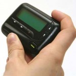 Hand Held Pager