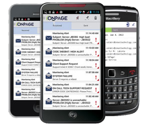 OnPage Secure Messaging solution