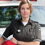 Emergency responder woman