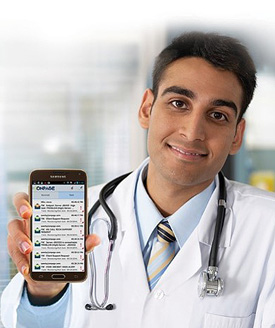 Doctor with OnPage