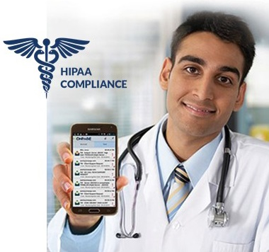 HIPAA Compliant Secure Messaging HIPAA Violation