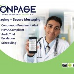 Healthcare Paging and Secure Messaging - HIPAA Compliant