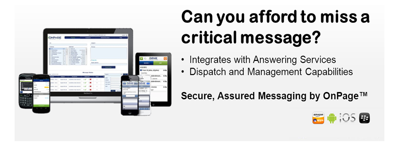 OnPage - Never Miss a Critical Message