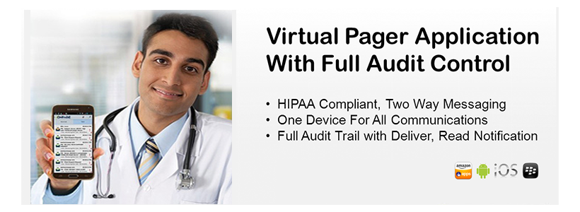 OnPage - Healthcare Professionals - HIPAA Compliant Messaging